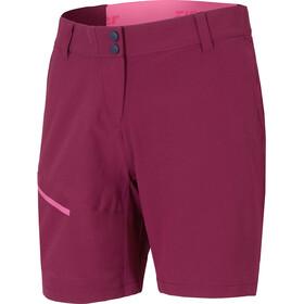Ziener Nedda Spodnie krótkie Kobiety, cassis